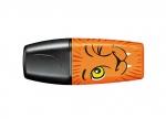 10 x Textmarker Mini Funnimals orange bei ZHS kaufen