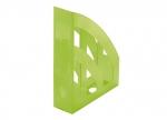 4 x Stehsammler A4, hellgrün transluzent bei ZHS kaufen