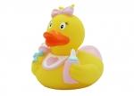 Quietscheente Lilalu Baby Ente Mädchen bei ZHS kaufen