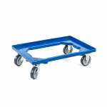 Euroboxen Rollwagen blau günstig bei ZHS kaufen