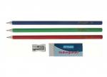 10 x Bleistift-Set 4-teilig bei ZHS kaufen
