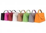 24 x Geschenkbox Handbag bunt bei ZHS kaufen