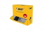100 x BIC CRISTAL Kugelschreiber schwarz bei ZHS kaufen