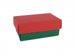 12 x Geschenkbox rot / grün S bei ZHS kaufen