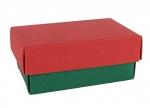 12 x Geschenkbox rot / grün L bei ZHS kaufen