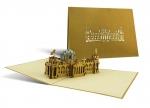 5 x Klappkarte Reichstag bei ZHS kaufen