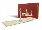 5 x Klappkarte Berliner Fernsehturm bei ZHS kaufen