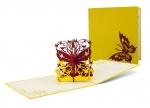 5 x Klappkarte Schmetterlinge bei ZHS kaufen