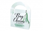 4 x Bastelset Bag Charm Jade bei ZHS kaufen