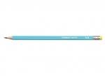 12 x Stabilo pencil Bleistift m. Rad. blau bei ZHS kaufen