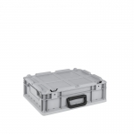 Eurobehälter Carry 412 grau bei ZHS günstig kaufen