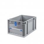 Eurobehälter Store F 422 grau/blau bei ZHS günstig Kaufen