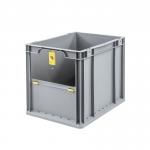 Eurobehälter Store F 432 grau/gelb bei ZHS günstig Kaufen