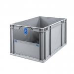 Eurobehälter Store F 632 grau/blau bei ZHS günstig Kaufen