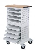 Fahrbarer Kofferschrank EuroPlus Depot RM8 bei ZHS günstig kaufen