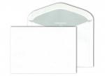 1000 x Briefumschläge B6 weiss nassklebend ohne Fenster bei ZHSkaufen